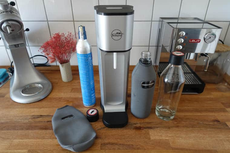 MySodapop Joy Prestige Test | Eine SodaStream Alternative?​